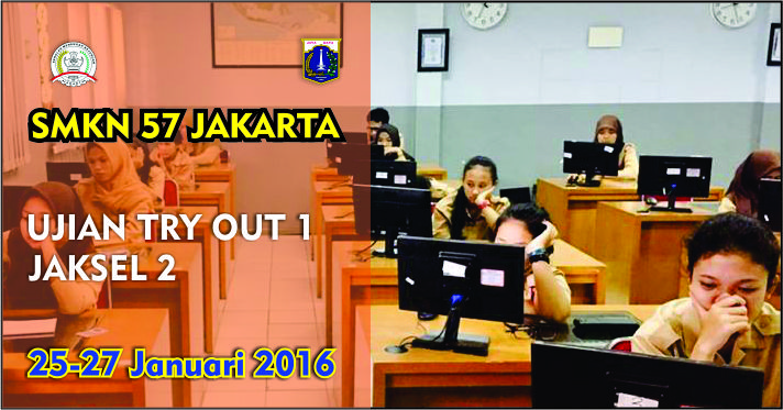 TRY OUT JAKSEL 2 SMKN 57…