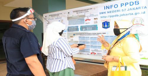 PPDB ONLINE SMKN 57 JAKARTA 2020