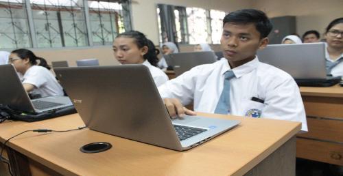 SMKN 57 Jakarta Kelola pengajaran dan pembelajaran dengan Classroom